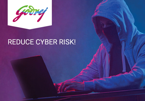 Partnering with                 Godrej employees to measurably reduce cyber risk!